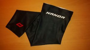 NANDA Arm Sleeve Black