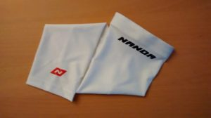 NANDA Arm Sleeve White